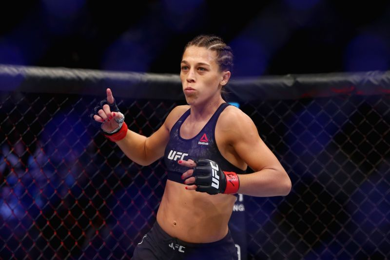 Should the UFC hand the next Strawweight title fight to former champ Joanna Jedrzejczyk?