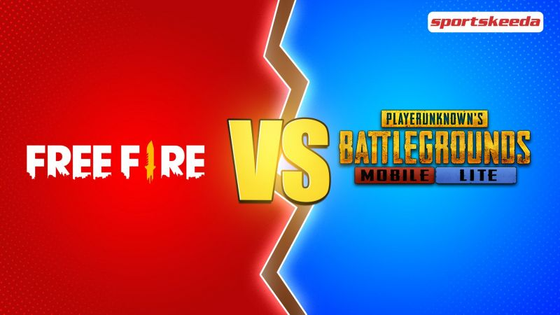 PUBG Mobile Lite and Free Fire offer many game modes and maps to players
