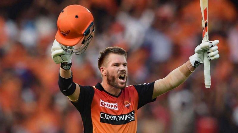 David Warner is the only player to win the IPL Orange Cap thrice (Photo: PTI)
