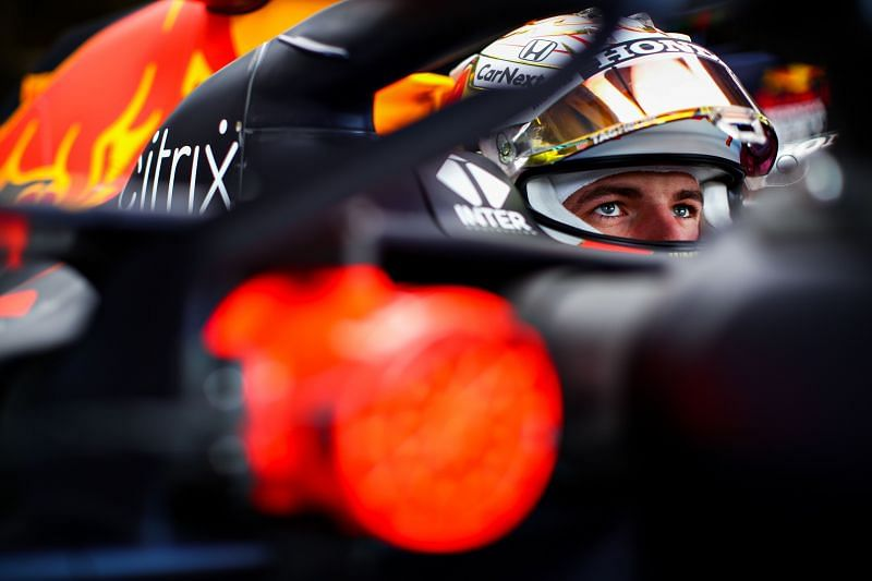 Max Verstappen led the third Free Practice at the Imola Grand Prix. Photo: Mark Thompson/Getty Images.