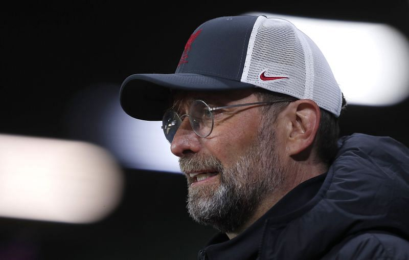 Liverpool manager Jurgen Klopp. (Photo by Lee Smith - Pool/Getty Images)