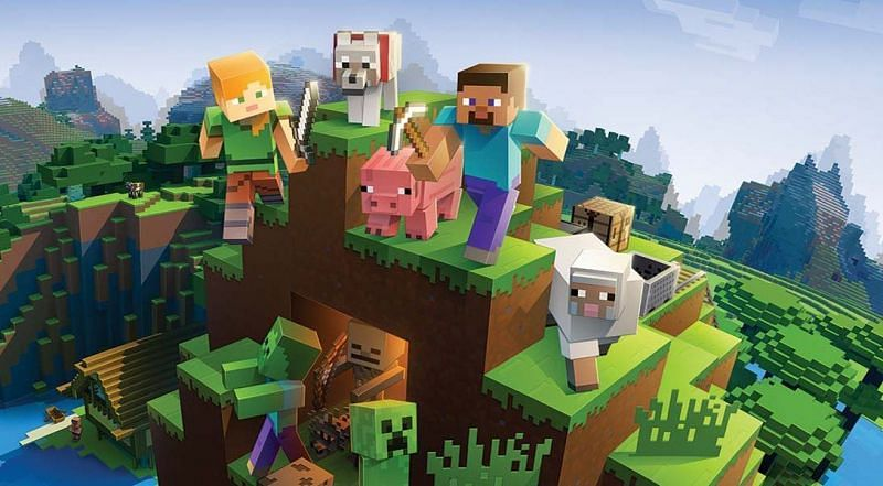The Minecraft Bedrock Update 1.16.221 prevents Minecraft from crashing as often as it used to (Image via blog.playstation)