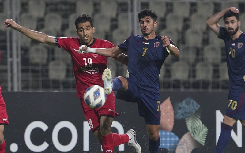 Al-Wahda lost 0-1 to Persepolis FC in their first ACL 2021 game. (Image: AFC)