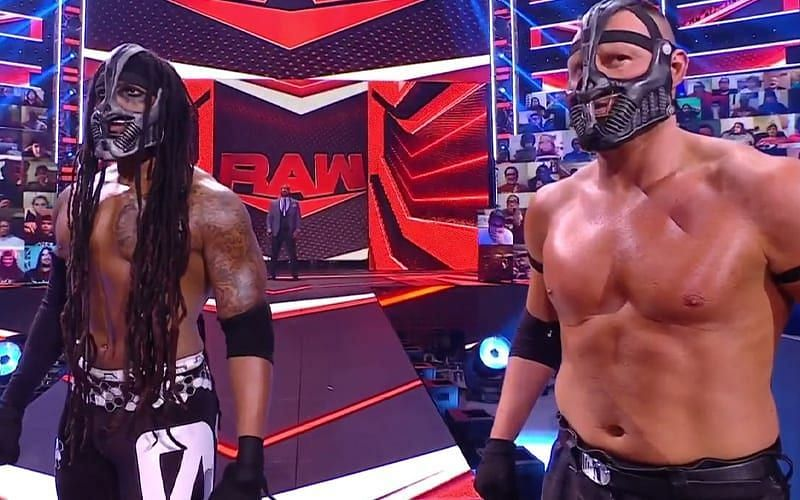 T-Bar and Mace have targeted Drew McIntyre on RAW