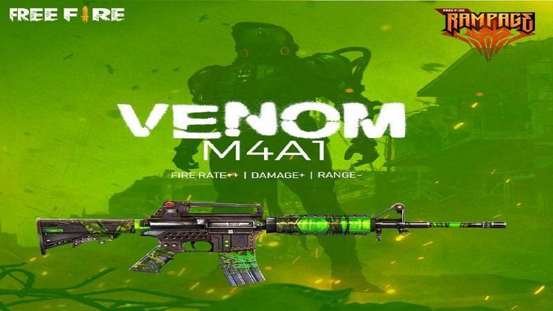 Venom M4A1