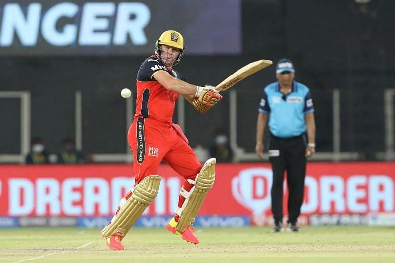 AB de Villiers of Royal Challengers Bangalore