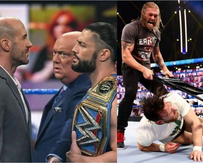 WWE has a few exciting feuds lined up