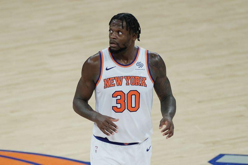 Julius Randle has been the New York Knicks