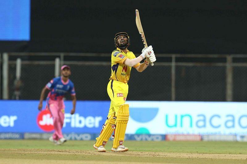 Gaikwad has endured a tough start to the season. (Image Courtesy: IPLT20.com)