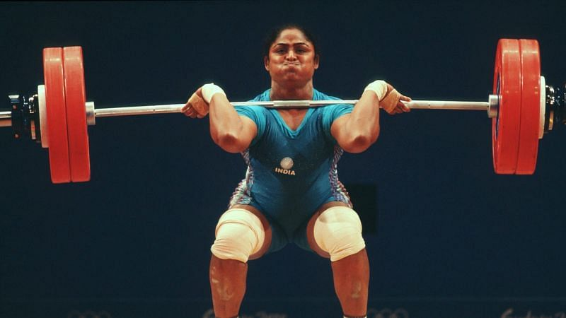 Karnam Malleswari stands as an idol to many young and aspiring female players in the country (Source: Olympic Channel)