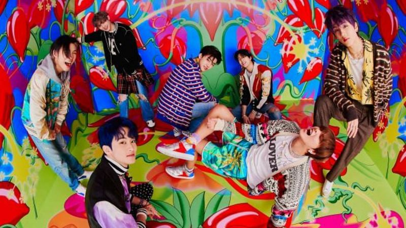 Promotional image for NCT Dream