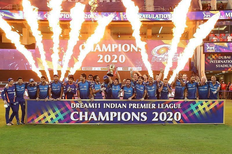 The Mumbai Indians are two-time defending IPL champions [P/C: iplt20.com]