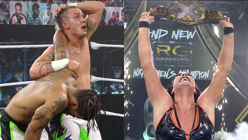 NXT TakeOver: Stand & Deliver started with a bang