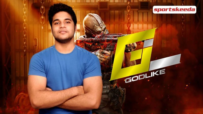 """In conversation with Adarsh """"VorteX"""" Choubey, support/objective COD Mobile pro for GodLike (Image via Sportskeeda)"""