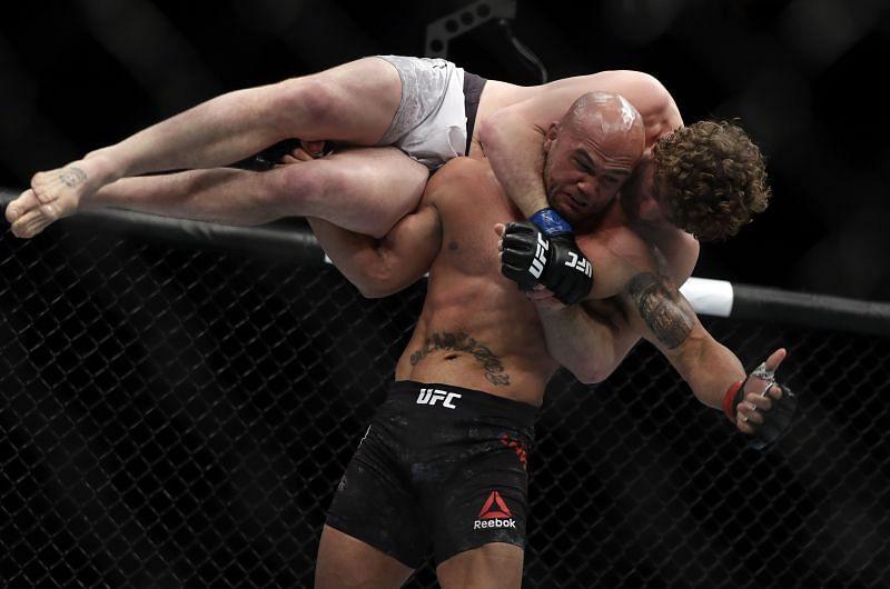 UFC 235 Lawler vs Askren