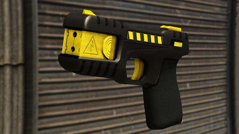 Some weapons may work fairly well at beginner levels but will prove to be highly underwhelming when challenged by high-end Rifles and Laser Guns(Image via GTA Wiki)