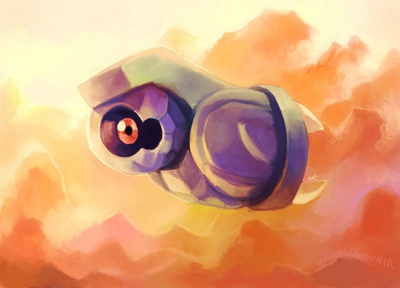 Beldum (Image via MusicalCombusken on DeviantArt)