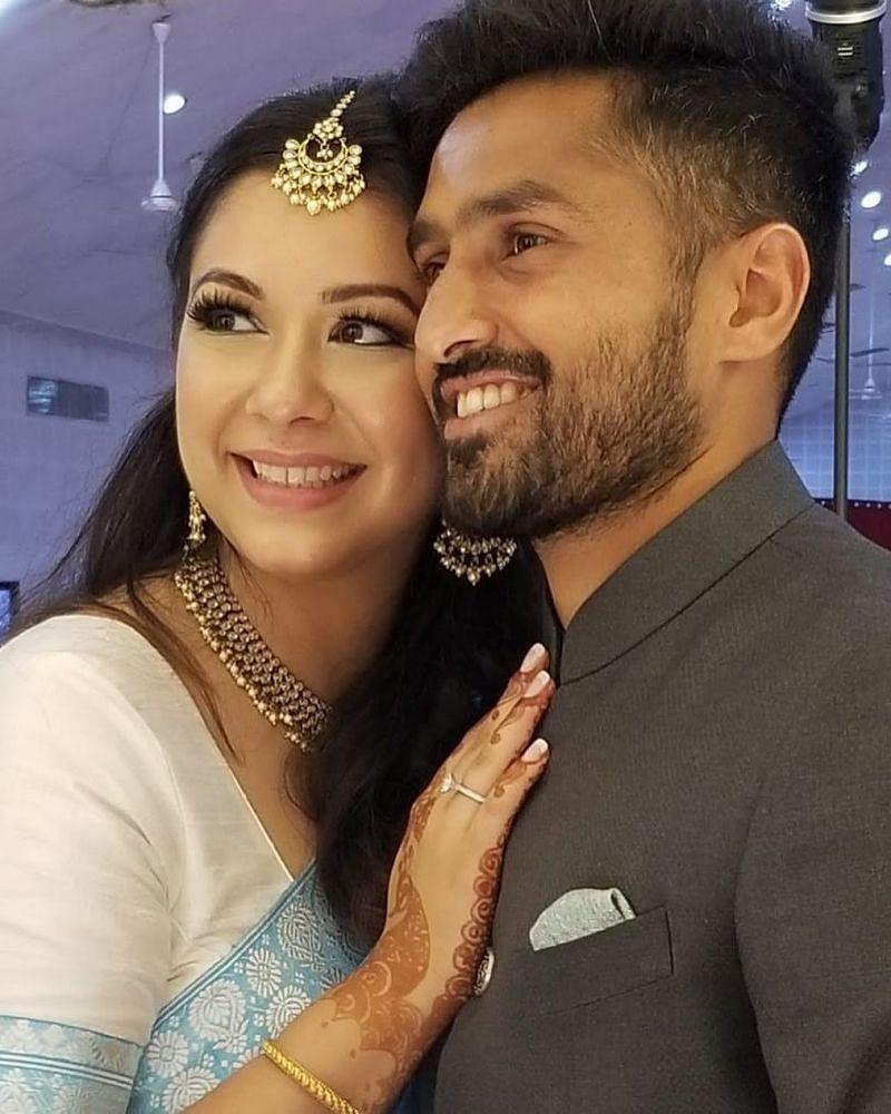 Sanaya Tankariwala's Engagement