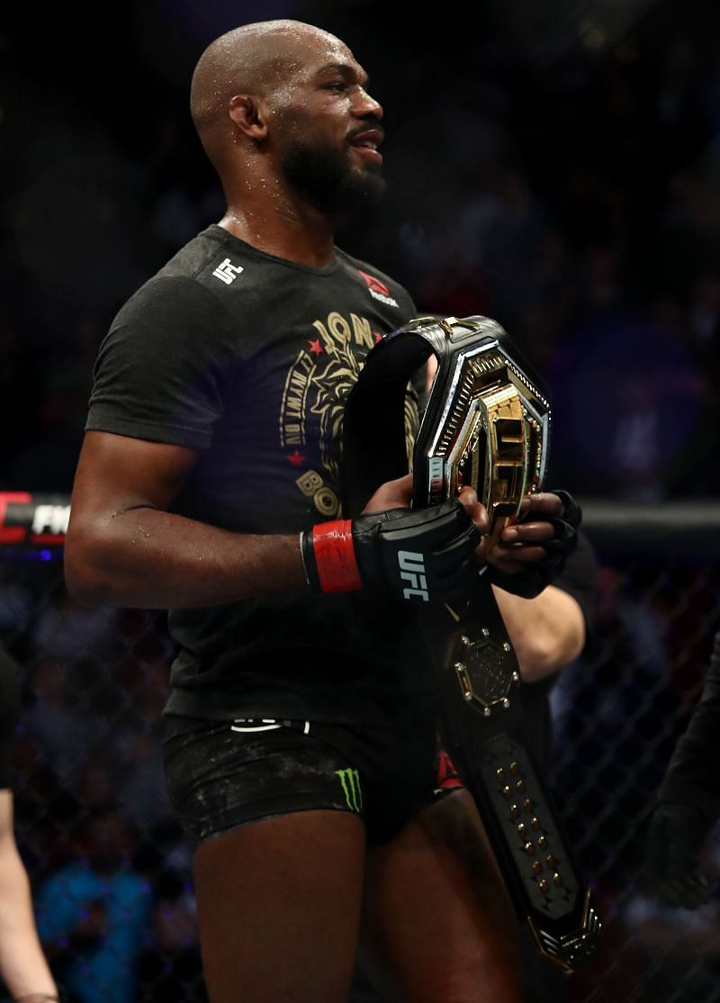 Will the dominance of Jones continue at the heavyweight division?