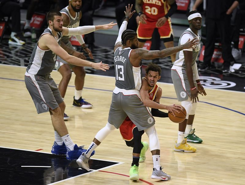 The LA Clippers occupy third place in the Western Conference
