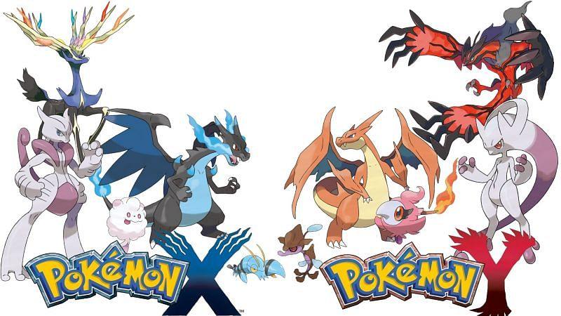 Pokemon X and Y (Image via Game Freak)
