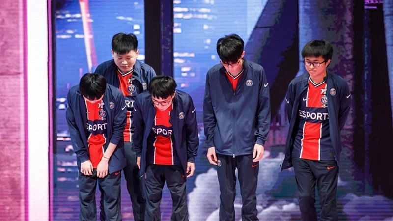 "PSG Talon's star League of Legends AD carry Wong ""Unified"" Chun Kit has been suffering from a recurring case of pneumothorax for quite some time now (Image via PSG Talon)"