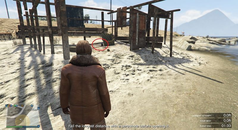 Sandy Shores (Image via Rockstar)