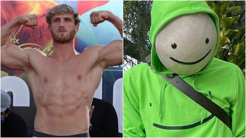 Logan Paul Vs Dream in Minecraft ?