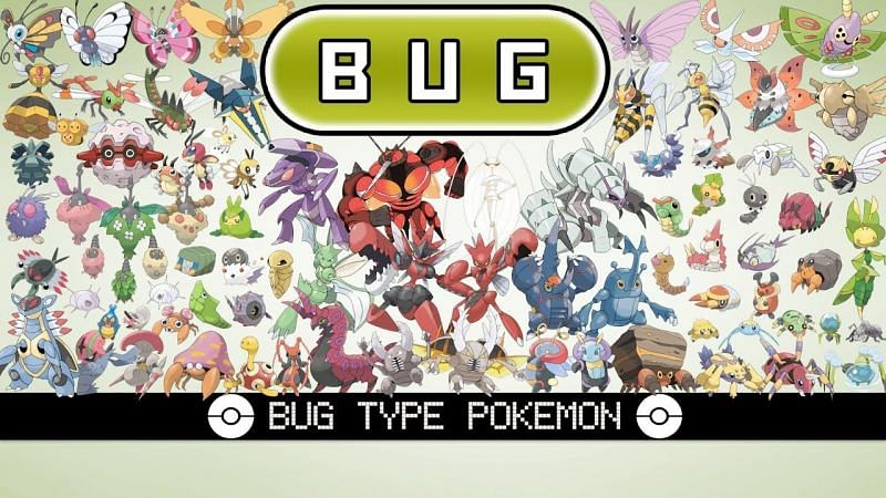 Bug Pokemon are oftentimes the most hated out of all the types (Image via Tom Salazar on YouTube)