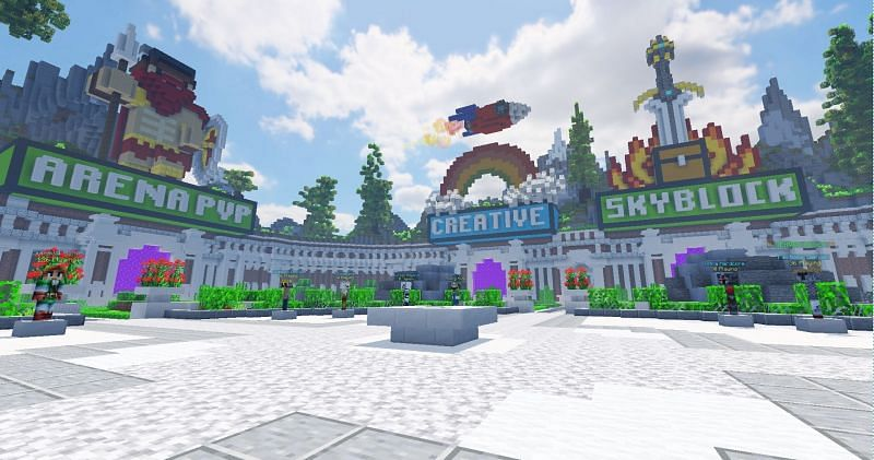 The best Minecraft Servers available to play in 2021