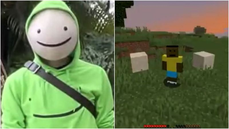 Dream recently addressed the Tyrone Minecraft skin controversy