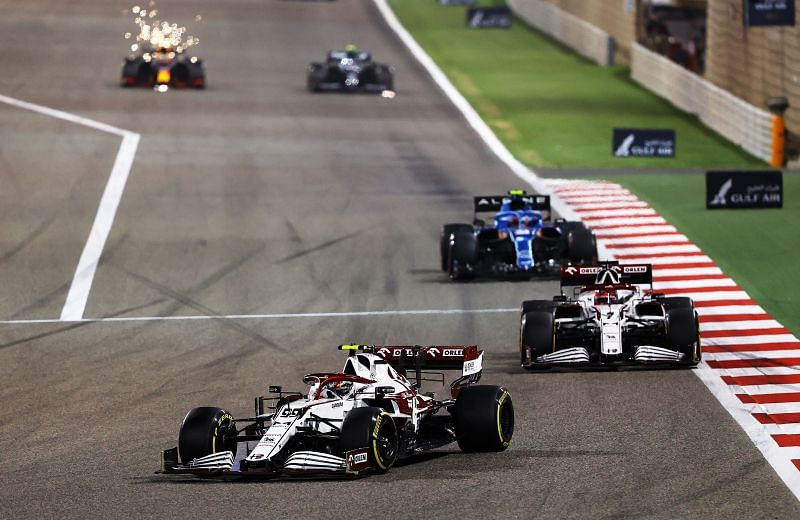 Alfa Romeo had a solid showing at the Bahrain Grand Prix. Photo: Lars Brennon/ Getty Images.