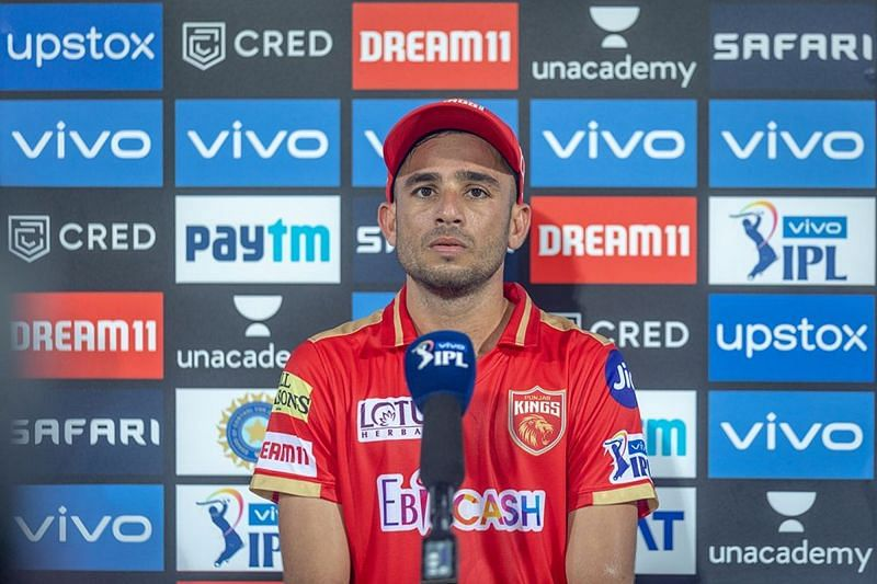 Ravi Bishnoi spoke about his thought process while bowling against the Mumbai Indians in IPL 2021 (Image Courtesy: IPLT20.com)