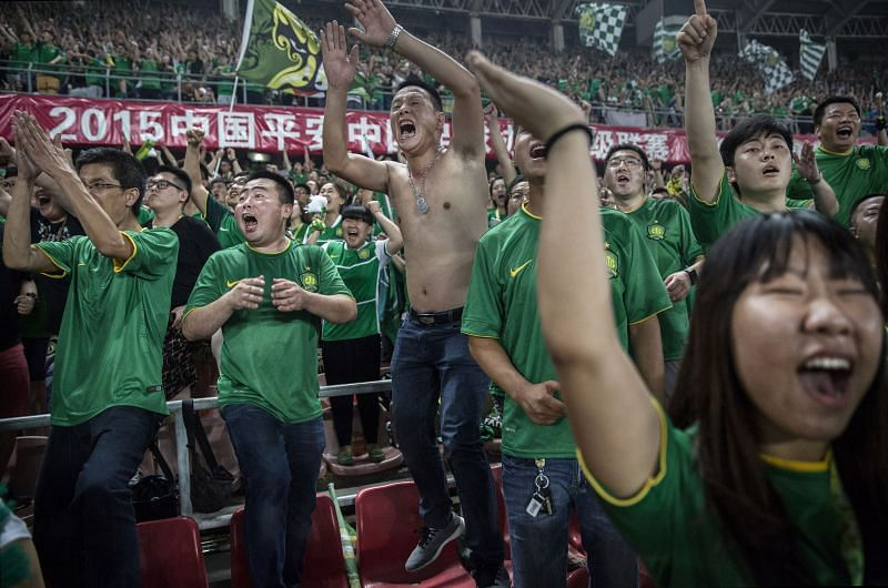 Guangzhou City and Chongqing Liangjiang will trade tackles on Monday