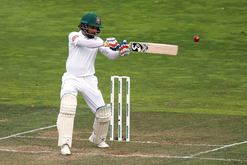 Mominul Haque will captain Bangladesh in the ICC World Test Championship series against Sri Lanka