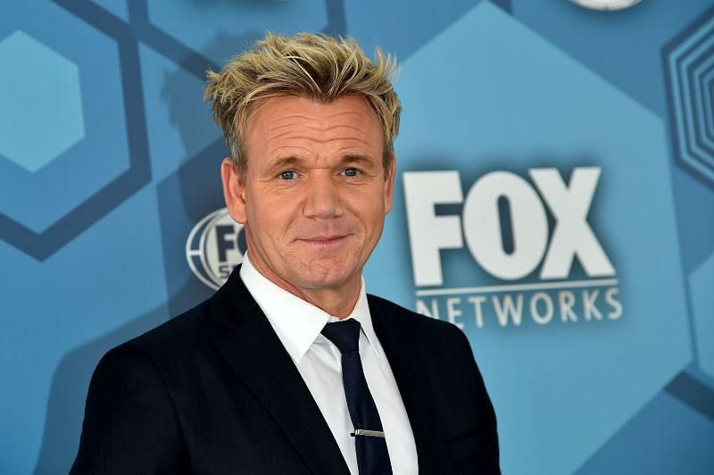 Gordon Ramsay (image via FOX network)