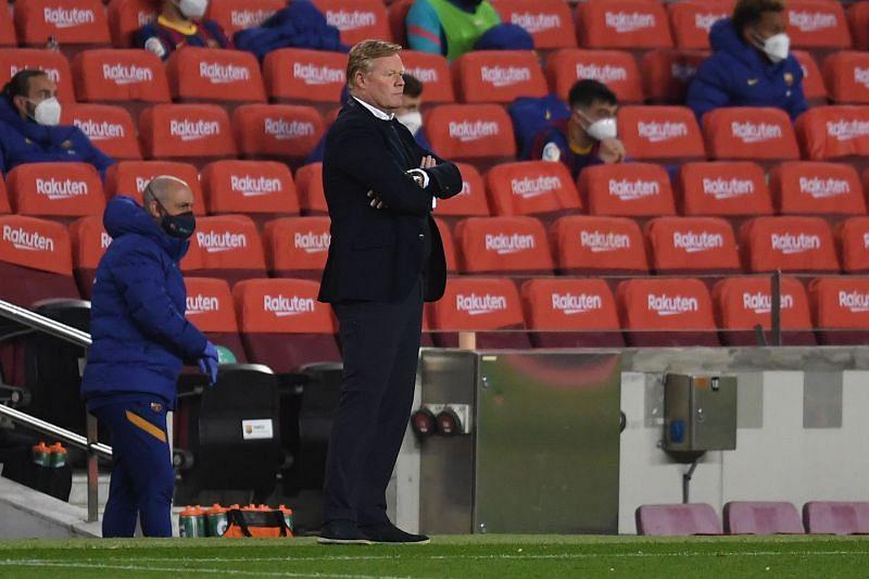 Ronald Koeman believes Barcelona will win all their remaining La Liga games this season