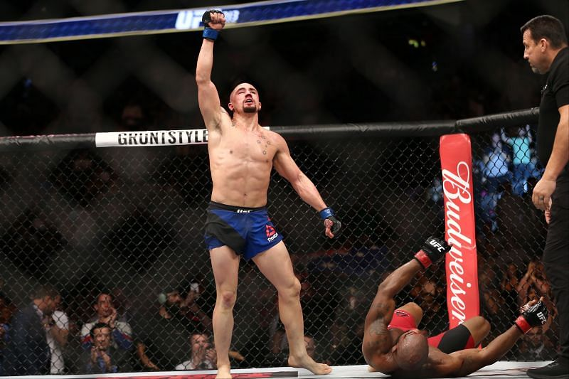 Could Robert Whittaker really take the UFC Middleweight title back from Israel Adesanya?