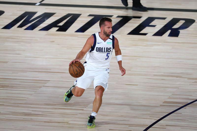 Dallas Mavericks J.J. Barea retired in December 2020.