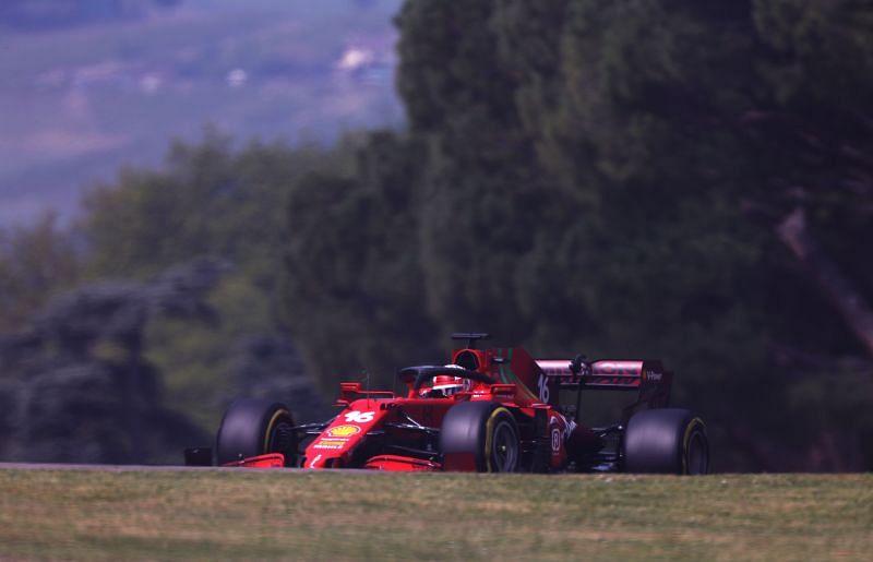 Imola is Ferrari
