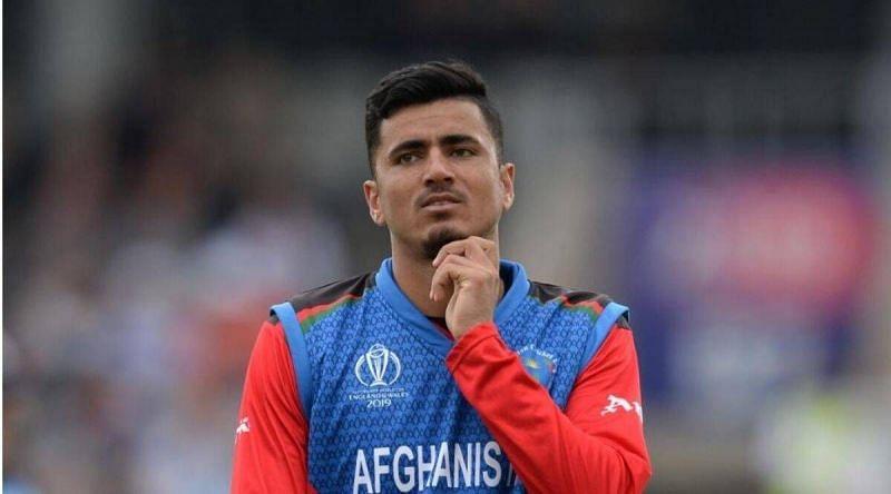 Mujeeb Ur Rahman has 17 IPL scalps to his name