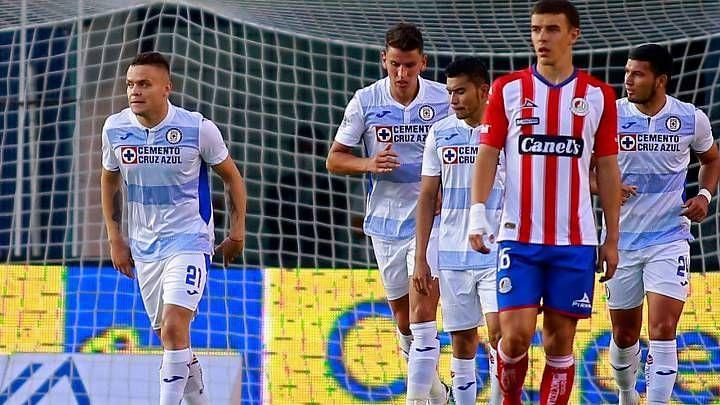 Cruz Azul are inching closer to the 2021 Clausura title