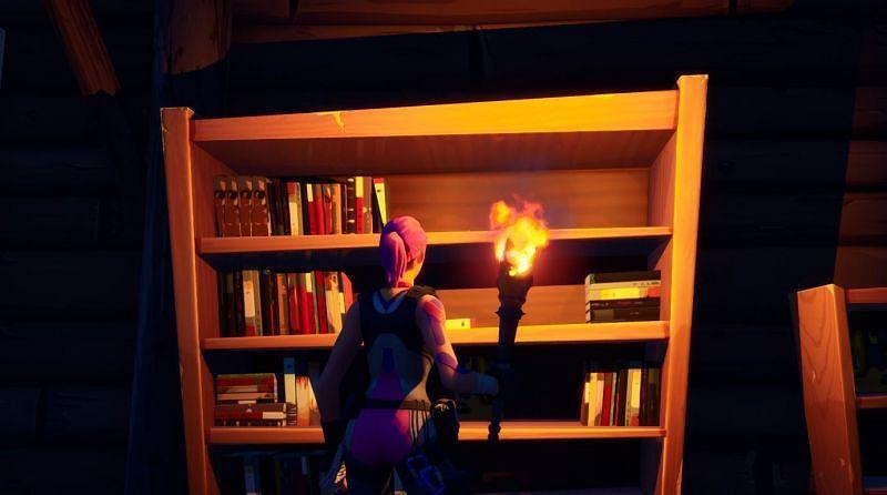 Where to collect Literature Samples in Fortnite Season 6 (Image via Epic Games/Fortnite)