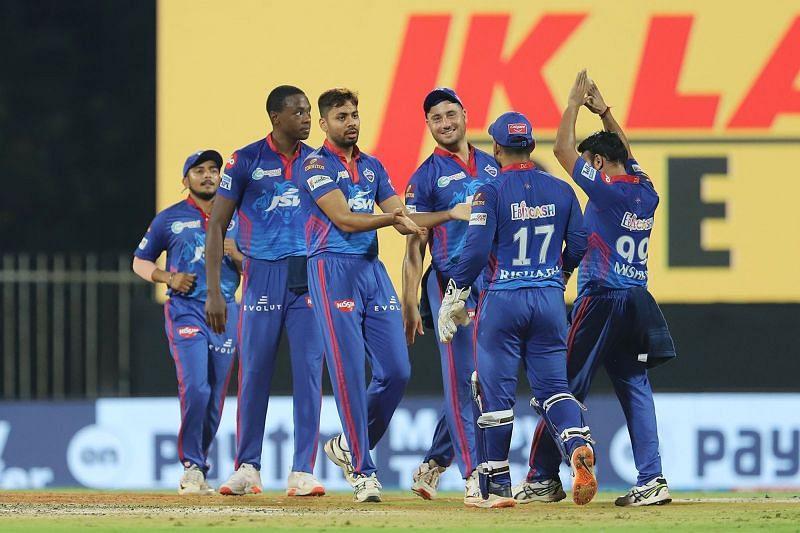 Avesh Khan bowled well against SRH. (Image Courtesy: IPLT20.com)