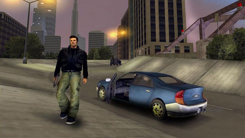 GTA 3 redefined the open world experience in 2001 (image via PCGamesN)