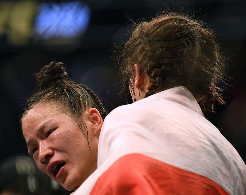 UFC 248 Zhang Weili vs Joanna Jędrzejczyk, the ultimate war