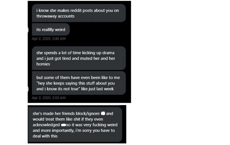 Screenshots from Emmyuh
