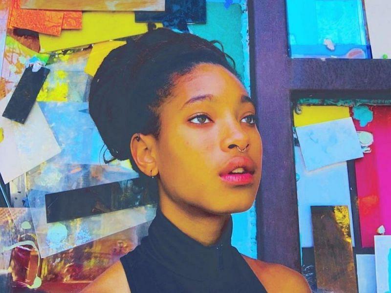 Willow Smith via Study Breaks Magazine
