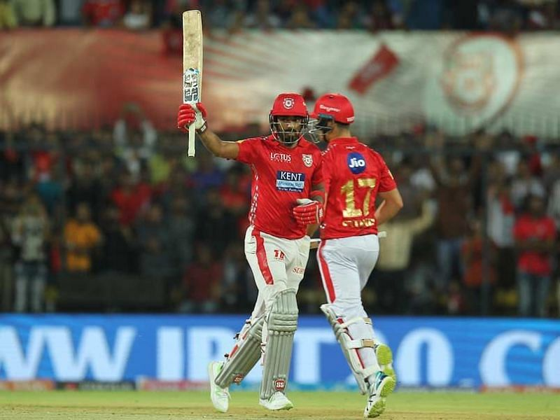Although PBKS lost the game, KL Rahul scored a valiant 90* on a difficult pitch to bat