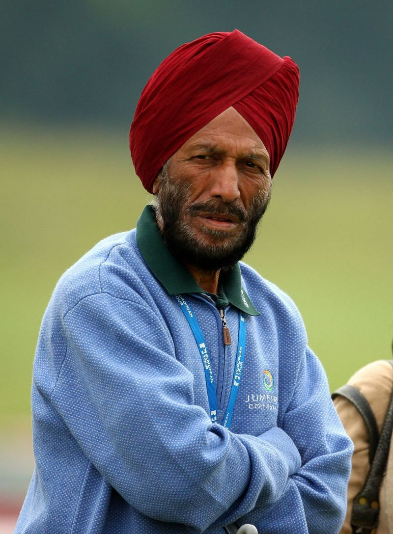 Milkha Singh narrowly missed out on a Bronze medal at the 1960 Rome Olympics